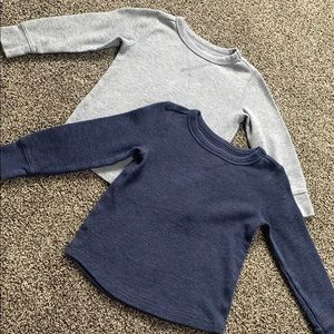 Old Navy thermal tops